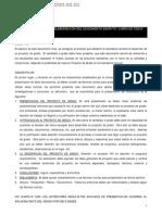 """INSTRUCCIONES PARA LA ELABORACION DEL DOCUMENTO ESCRITO """"LIBRO DE TESIS"""" NORMAS GENERALES"""