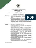 Keputusan Presiden Nomor 55 Tahun 1993 tentang Pengadaan Tanah Bagi Pelaksanaan Pembangunan Untuk Kepentingan Umum