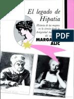El Legado de Hipatia