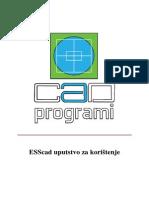 Uputstvo Aplikacije Za Projektiranje Vanjskih Kanalizacijskih Sustava