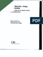 De Marinis, Pablo - 1999 - Gobierno, Gubernamentalidad, Foucault