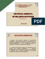 Geotecnia Ambiental Rellenos Sanitarios