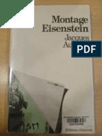 Jacques Aumont – Montage Eisenstein