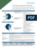 04 Pan-European Aggregate Index Factsheet