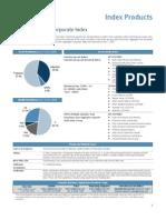 05 Euro Aggregate Corporate Index Factsheet