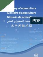 glosario acuicultura