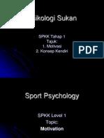 Sport Psychology PPT - V2