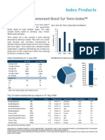 09 Euro Govt 5 Term Index Factsheet