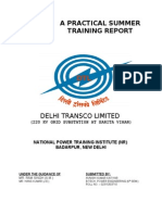 DTL Training Report Avnish Katiyar