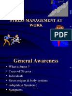 PPT on Stress Management