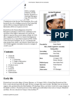 Arvind Kejriwal - Wikipedia, The Free Encyclopedia