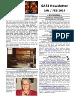 1 Jan Feb Sasi News 2014