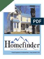 McDowell News January Homefinder