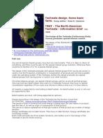 Technocracy Technate Design: Some Basic Facts:  Dean D. Cameron Essay