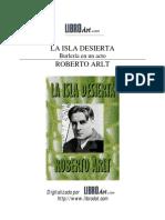 Arlt, Roberto - Isla Desierta, La