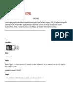 !Elementele Limbajului HTML