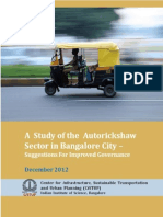 Autorickshaws-Blore FinalReport Dec12 Cistup