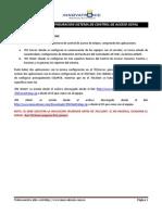 Configuracion Software Control de Acceso SOYAL