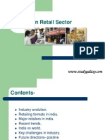 The India Retail Sector