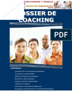 Dossier de Coaching