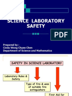 Science Laboratory Safety