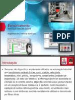 APRESENTACAO - Aula 03 Sensoreamento