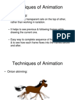 Animation & Modeling - Day 02