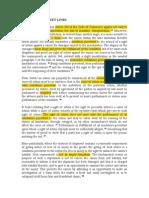 Philamgen v Sweet Lines Doctrine