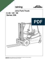 Still Electric Fork Truck R20-15 R20-16 R20-18 R20-20