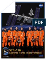 NASA Space Shuttle STS-126 Press Kit