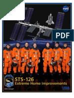 NASA Space Shuttle STS-126 Press Kit