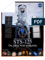 NASA Space Shuttle STS-125 Press Kit