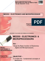 me2255 introduction to transistor