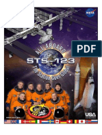 NASA Space Shuttle STS-123 Press Kit