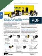 SM SeriesMotor Brochure