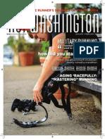 RunWashington Magazine, January/February 2014