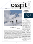 CrossFit Journal - Issue 34