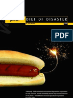 Diet of Disaster [ Meat / Dairy ]