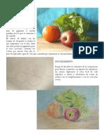 Pintar Con Oleopastel