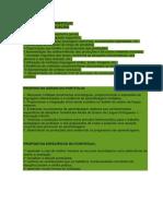 DESCRITORES DO PORTFÓLIO - CRITÉRIOS GERAIS E ESPECÍFICOS DE AVALIAÇÃO