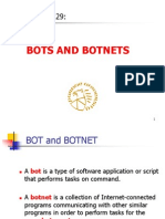 bot and notnet