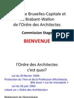 Presentation Du Stage 2