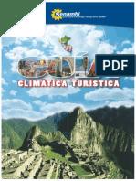 Guía Climática Turística -Perú, Ministerio de ambiente 2008