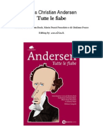 138276624 Hans Christian Andersen Tutte Le Fiabe