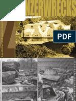 Panzerwrecks 2. German Armour 1944-45