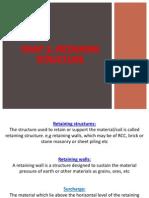 Chap 1- Retaining Structure