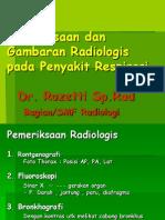 KP 16.08 Pemeriksaan Radiologi Pada Penyakit Respirasi - 2008