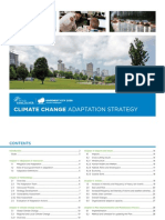 2012 - City of Vancouver - Climate Change Adaptation Strategy - Nov 07