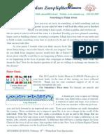 January 2014 E-Newsletter