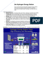Www.fuelcellenergy.com Renewable Hydrogen Energy Station